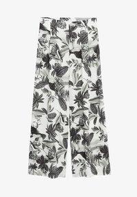 Mango - FEMME - Trousers - off white - 4