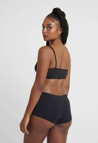 Skiny - ESSENTIALS WOMEN LOW CUT  - Onderbroeken - black - 2