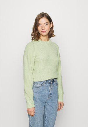 QAMELIA - Jumper - green