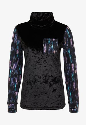 WOMENS  - Long sleeved top - true black