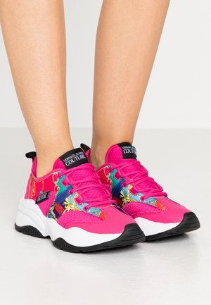 CHUNKY SOLE - Sneakers basse - multicolor