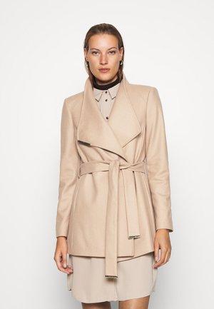 ROSESS - Classic coat - camel