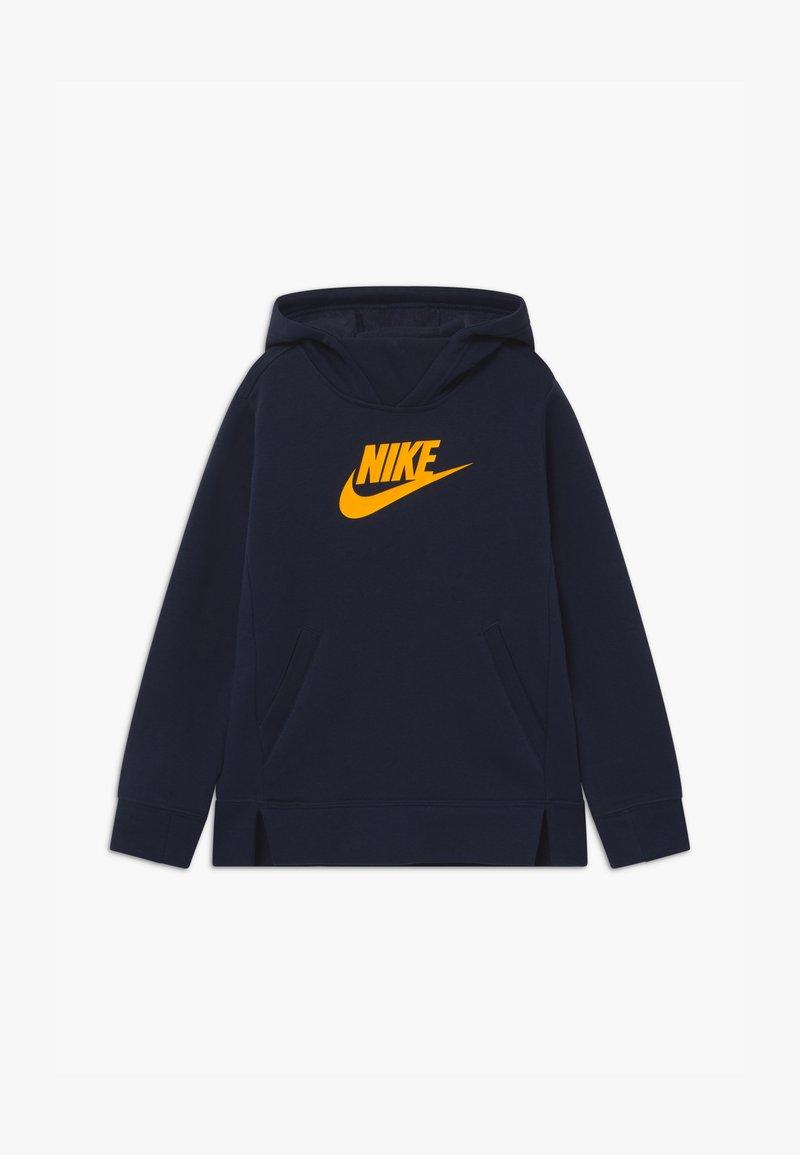 Nike Sportswear - Hoodie - obsidian/university gold