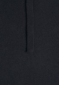 Filippa K - ARTHUR HOODIE - Svetr - navy - 2