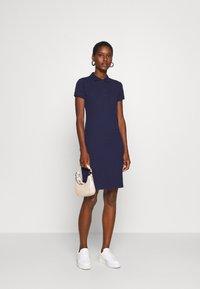 Anna Field - Day dress - maritime blue - 1