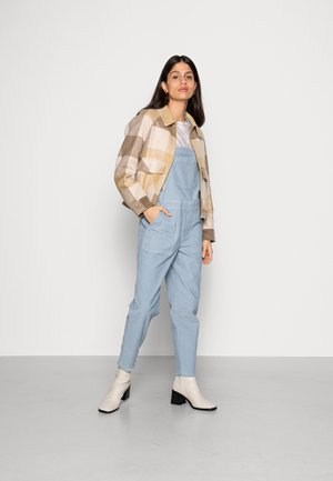 OVERALLS - Dungarees - cloudy blue