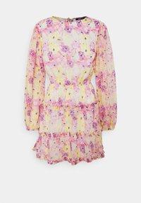 Gina Tricot - SONJA DRESS - Korte jurk - pink - 5