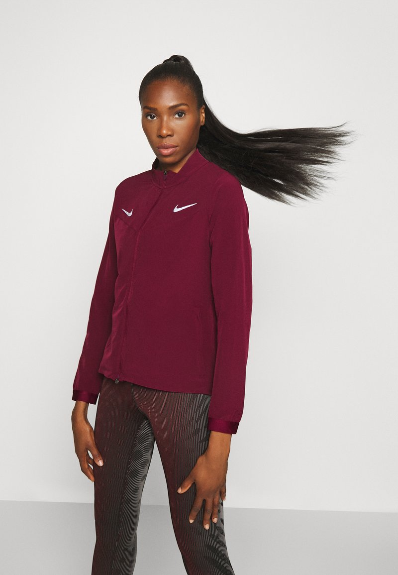Nike Performance - OLYMPICS JACKET TRACKSUIT - Løperjakke - dark beetroot