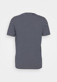 Scotch & Soda - EASY CREWNECK TEE - Print T-shirt - combo y - 1