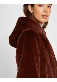 Morgan - Winter coat - dark brown - 2