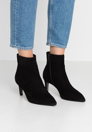 ENNY - Classic ankle boots - schwarz