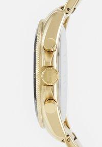 Tommy Hilfiger - PARKER - Watch - gold-coloured/blue - 2