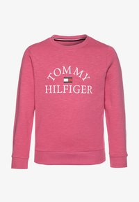 Tommy Hilfiger - ESSENTIAL LOGO  - Sweater - pink - 0