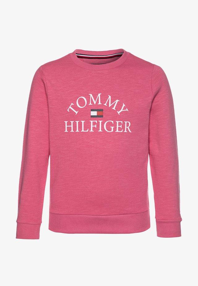 ESSENTIAL LOGO  - Sweatshirt - pink