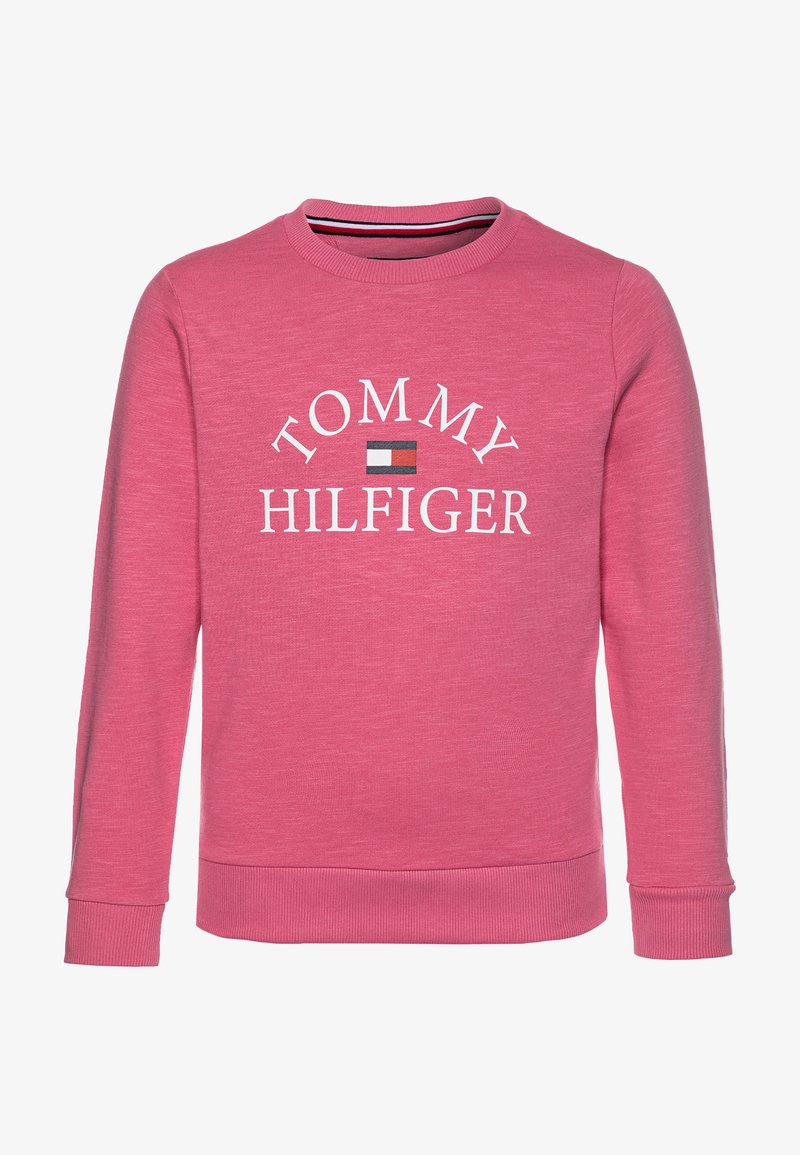Tommy Hilfiger - ESSENTIAL LOGO  - Sweater - pink
