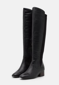 Tamaris - BOOTS - Kozačky nad kolena - black - 2