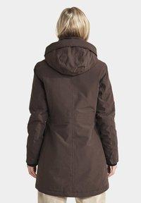 Didriksons - SANNA - Winter coat - coffe brown - 2