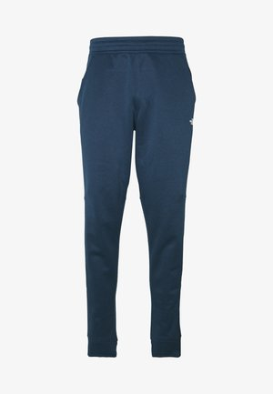 MENS SURGENT CUFFED PANT - Tracksuit bottoms - blue wing teal heather