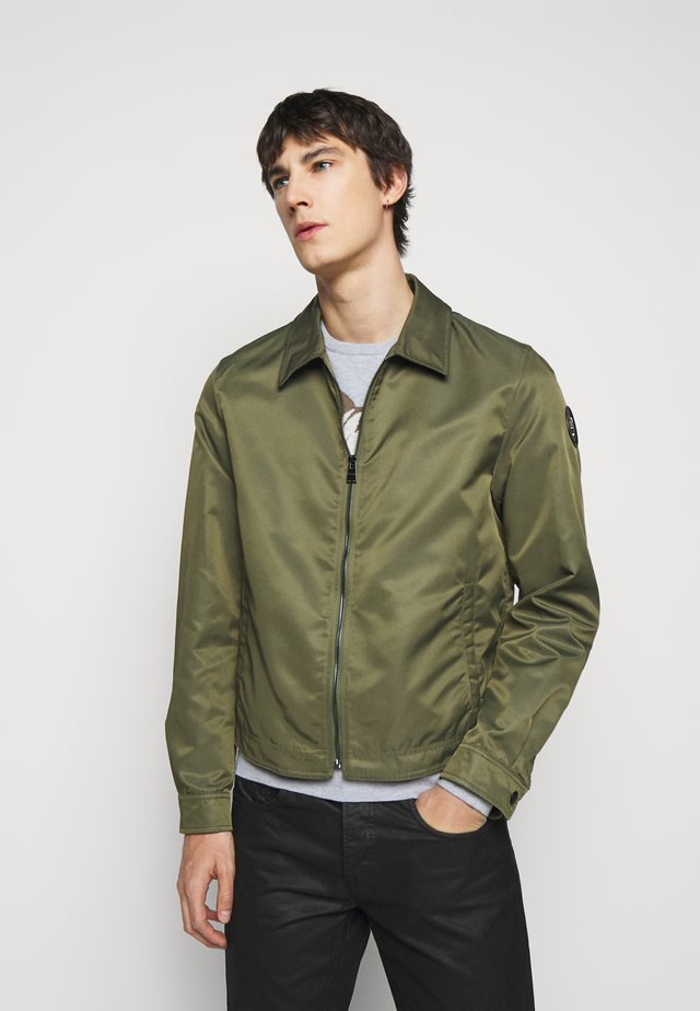 Summer jacket - military