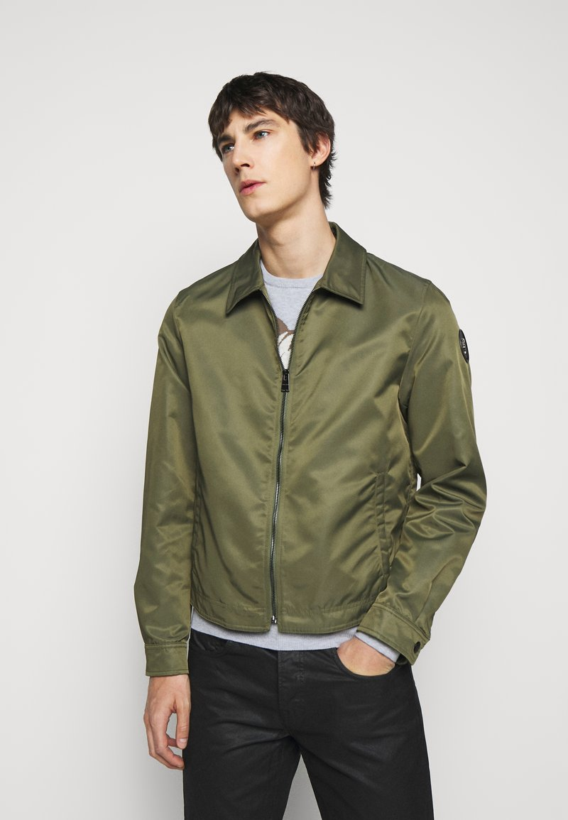 Trussardi - Summer jacket - military
