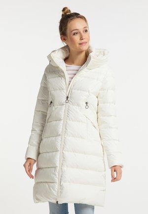 Płaszcz zimowy - wollweiss