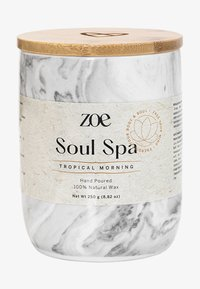Zoe Leggings - SOUL SPA TROPICAL MORNING - Scented candle - grey - 1