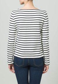 Petit Bateau - Sweatshirt - weiß/blau - 4
