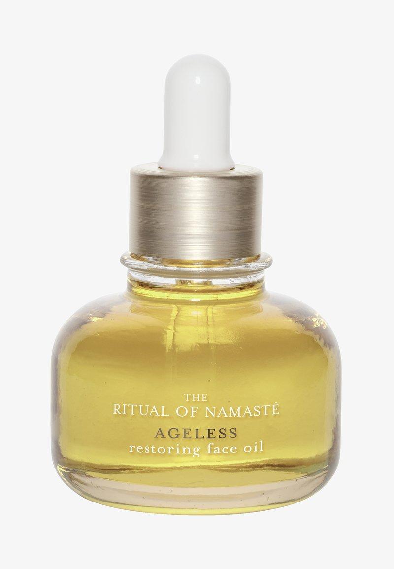 Rituals - THE RITUAL OF NAMASTÉ RESTORING FACE OIL - Face oil - -