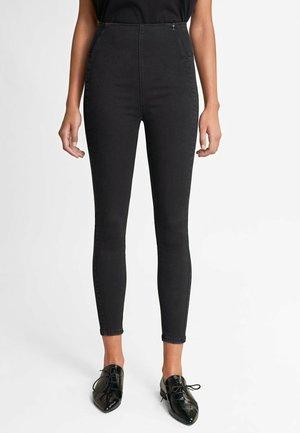 CAPRI - Leggings - Trousers - schwarz
