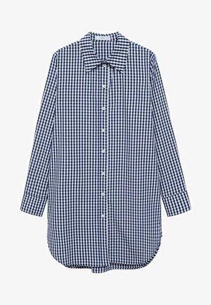 Skjorta - dunkles marineblau