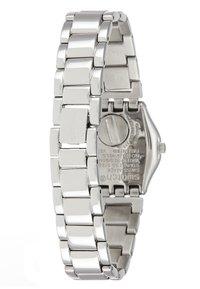 Swatch - LITTLESTEEL - Watch - silver-coloured/blue - 2