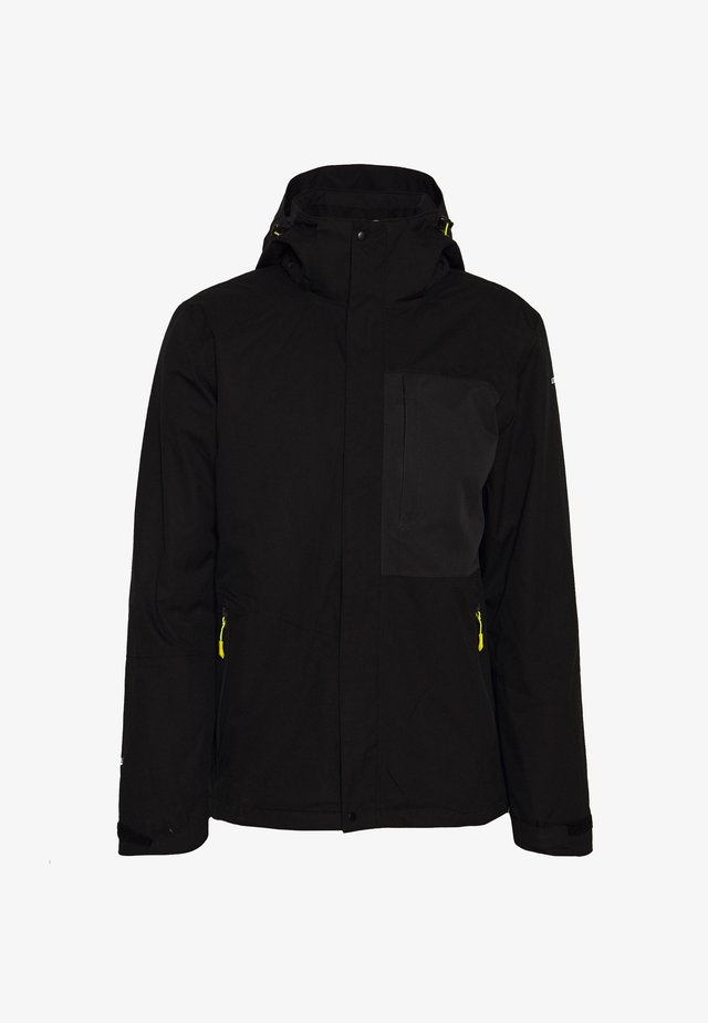BAKER - Giacca outdoor - black