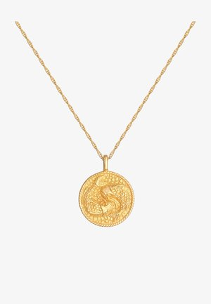 ZODIAC SIGN FISH - Necklace - gold