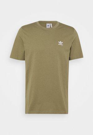 ESSENTIAL TEE - T-shirt basic - orbit green