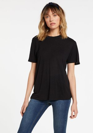 TERN N BERN SS - Basic T-shirt - black