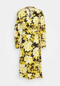 SRROSANNA MIDI DRESS - Day dress - yellow