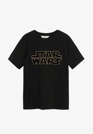 STARWARS - T-shirt med print - noir