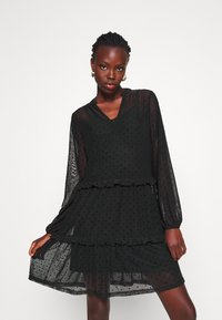 Even&Odd Tall - Day dress - black - 0