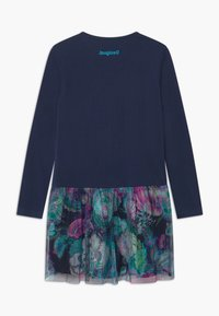 Desigual - CHIHUAHUA - Jersey dress - blue - 1