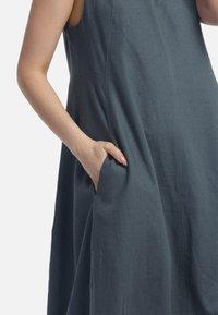 HELMIDGE - Day dress - dunkel grun - 4