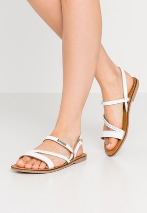 BATRESS - Sandaler - blanc