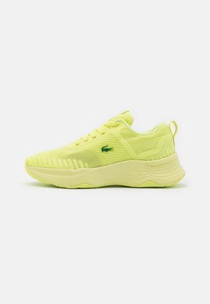 COURT DRIVE FLY  - Baskets basses - light yellow