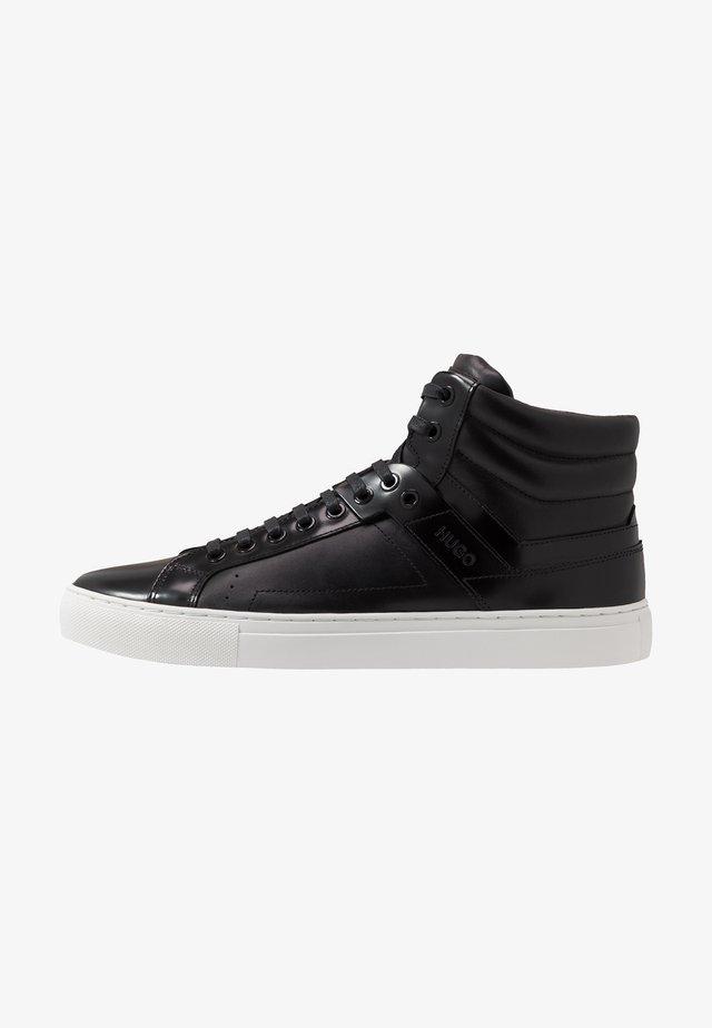 FUTURISM - Sneakers hoog - black