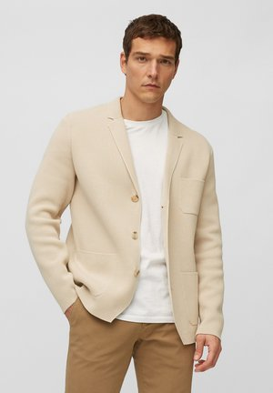 blazer - ring road knit