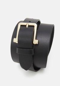 Zign - Belt - black/gold-coloured - 2