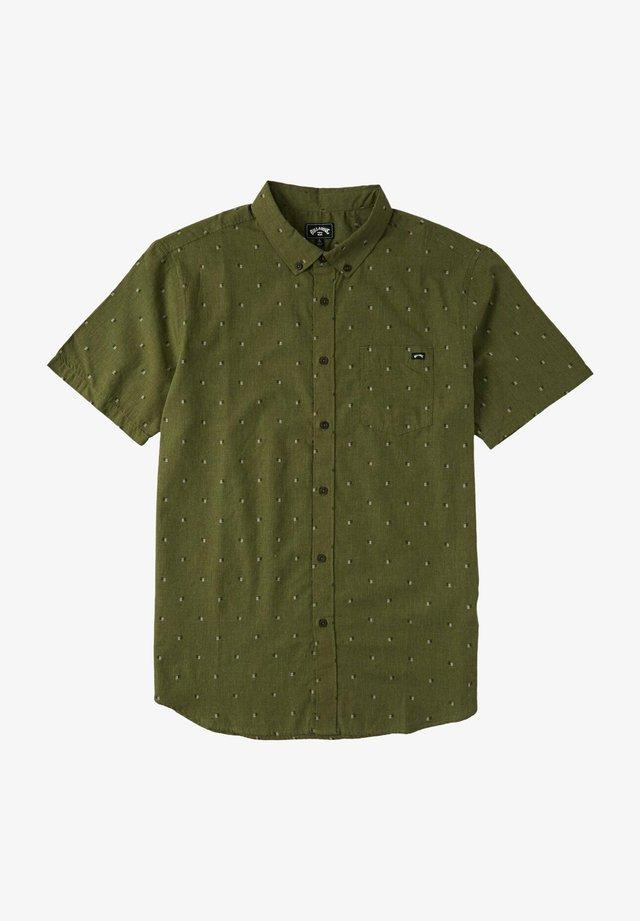 Shirt - military