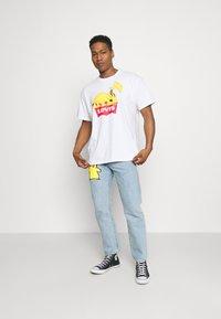 Levi's® - LEVI'S® X POKÉMON UNISEX TEE - Print T-shirt - white - 1