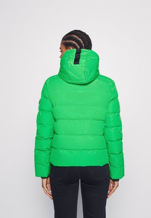 SPIRIT SPORTS PUFFER - Light jacket - bright green