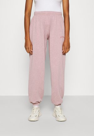 PANT - Tracksuit bottoms - bubble gum