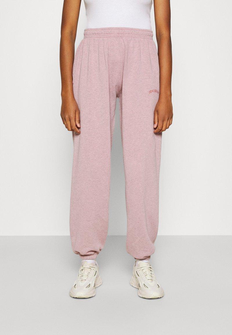 BDG Urban Outfitters - PANT - Tracksuit bottoms - bubble gum